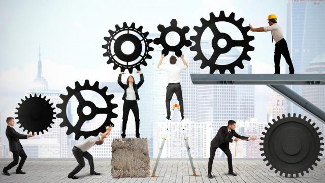 Как наладить бизнес-процессы в компании