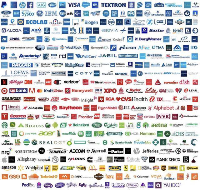 Как выбрать правильные фирменные цвета компании