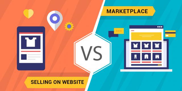Маркетплейс vs интернет-магазин: почему вам нужен свой сайт